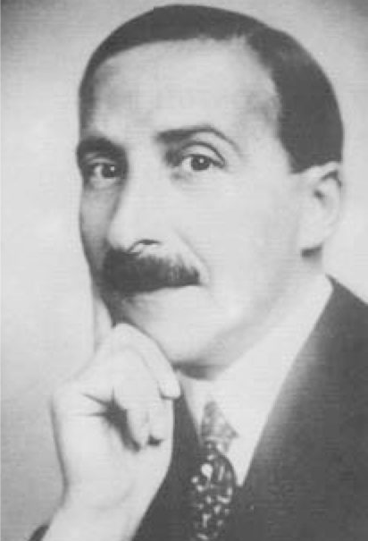 Stefan Zweig - Malcolm Gluck on the works of Stefan Zweig - Slightly Foxed Issue 12