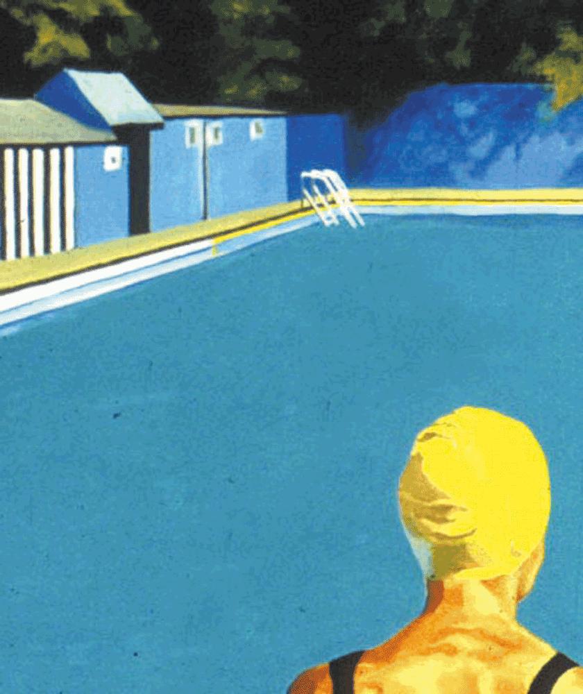 Slightly Foxed Issue 10, Toni McGreachan, 'Refreshment'