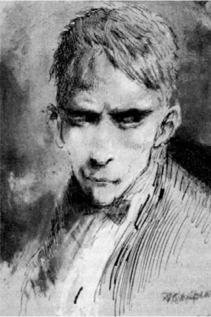 Steerpike - Barnaby Rogerson on Mervyn Peake's Gormenghast novels - Slightly Foxed Issue 12