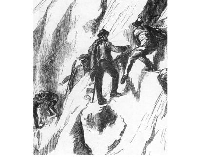 Linda Leatherbarrow on W. E. Bowman, The Ascent of Rum Doodle - Slightly Foxed Issue 14
