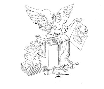 Derek Robinson, David Eccles, Slightly Foxed Issue 7