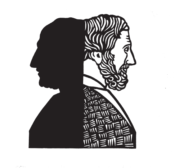 Mark Handley illustration -, Thucydides and Herodotus - Justin Marozzie on Herodotus, Histories