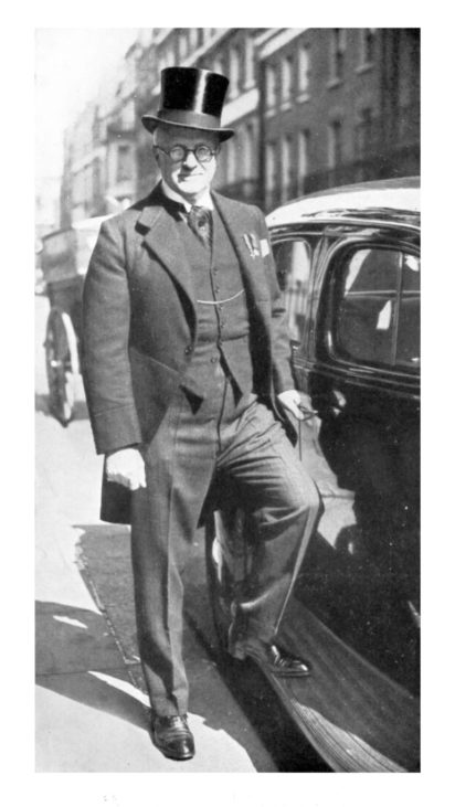Hugh Walpole - Richard Hughes, Hugh Walpole's Herries chronicle