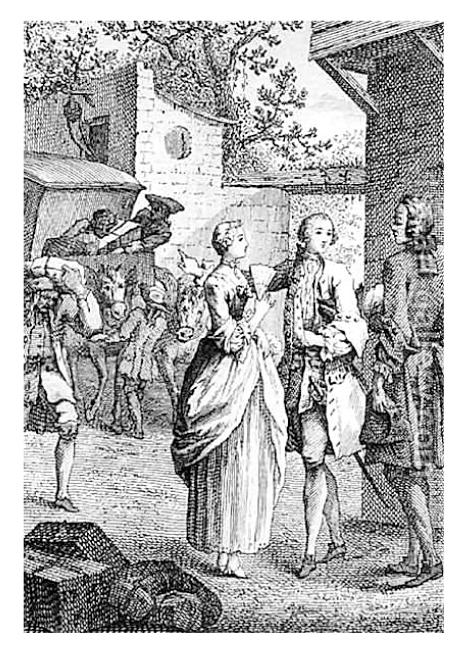 Alexander Lucie-Smith on Antoine François Prévost, Manon Lescaut