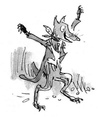 Travis Elborough, Roald Dahl - Slightly Foxed Issue 24, Quentin Blake
