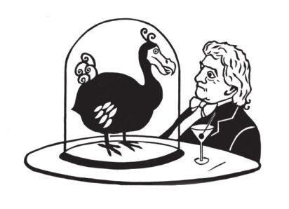 Peter J. Conradi on Angus Wilson - Slightly Foxed Issue 29