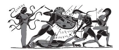 Adrian Thorpe, Homer - Slightly Foxed Issue 30