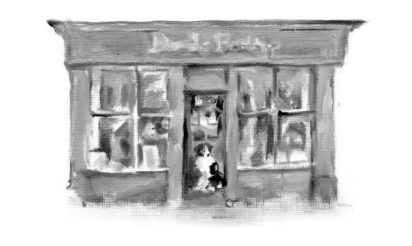 Christian Tyler, The Last Bookshop in Europe - Slightly Foxed Issue 30