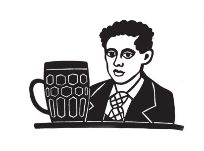 William Palmer, Dylan Thomas - Slightly Foxed Issue 30