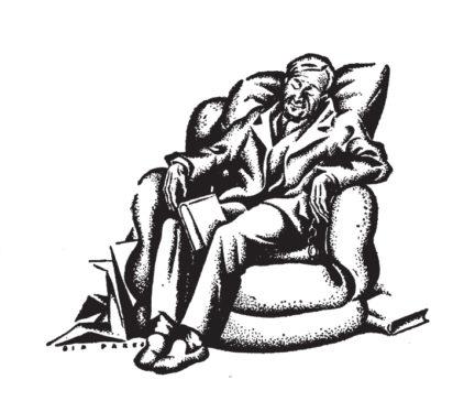 John Hammond on James Hilton, Slightly Foxed Issue 33