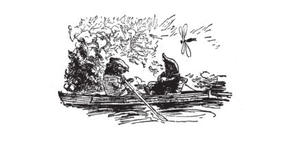 Alberto Manguel on Kenneth Grahame, The Wind in the Willows, E. H. Shepard