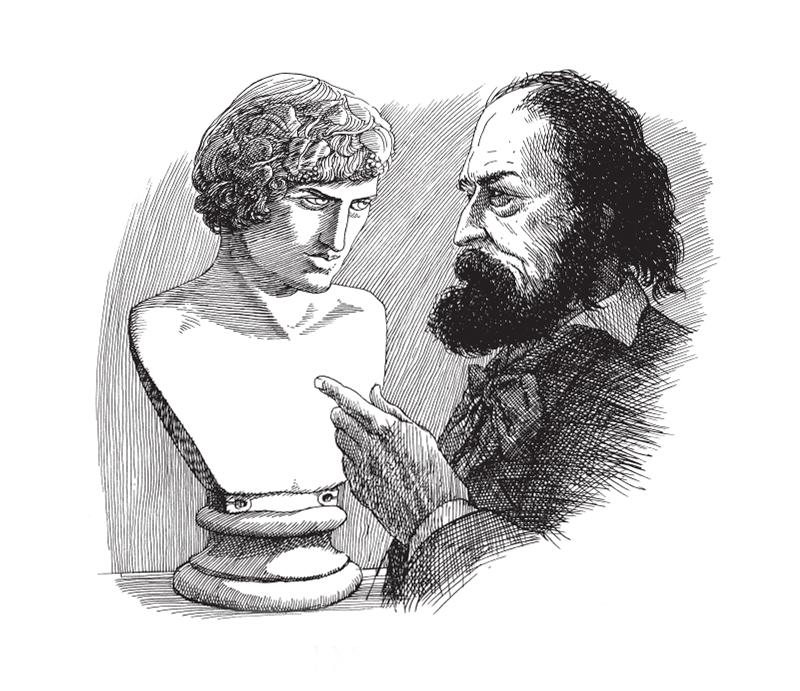 C. J. Wright on Edmund Gosse, Daniel Macklin