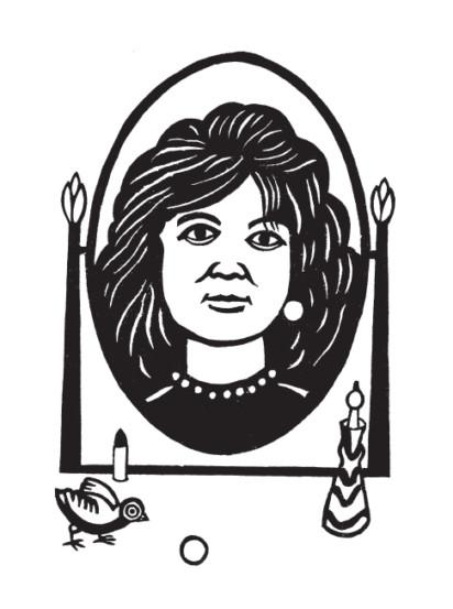 Mark Handley - Linda Leatherbarrow, Edna O'Brien - Slightly Foxed Issue 35