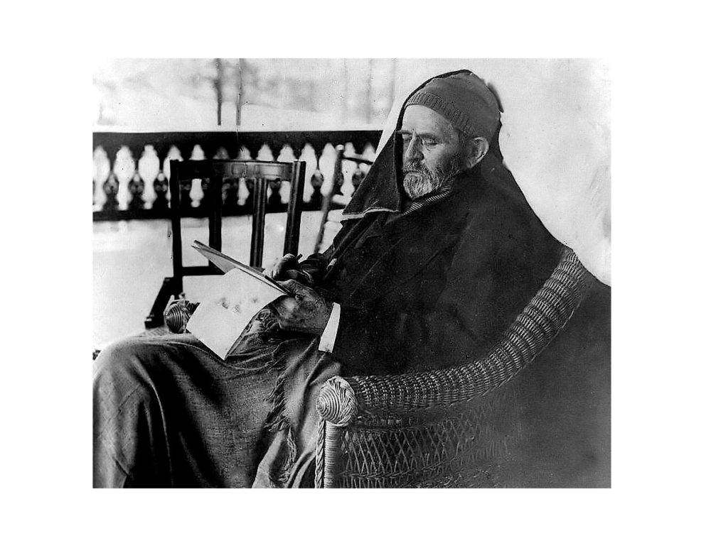 Christopher Robbins on Ulysses, S. Grant