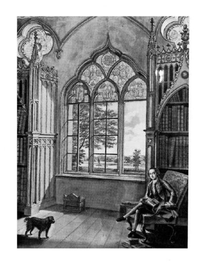 Derek Parker on the letters of Horace Walpole