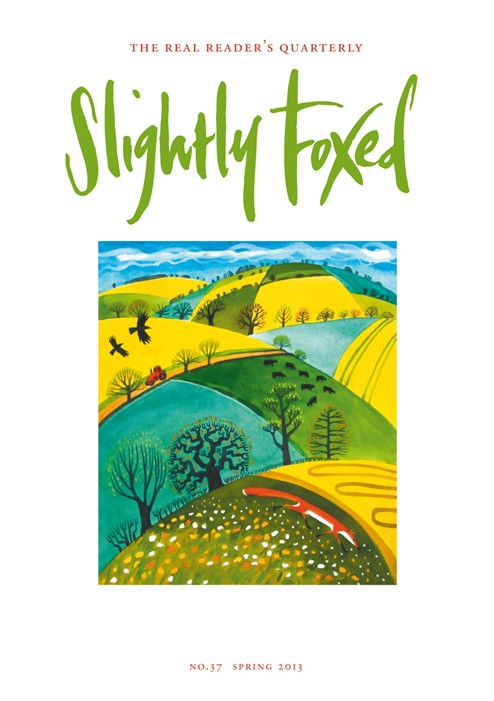 Slightly Foxed Issue 37