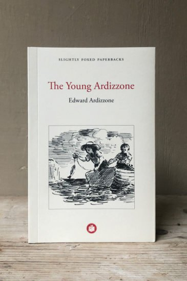 Edward Ardizzone, The Young Ardizzone - Slightly Foxed Paperback