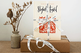 'Read one issue of Slightly Foxed back to back and you could cross every conceivable reader off your Christmas present list' Paris Review