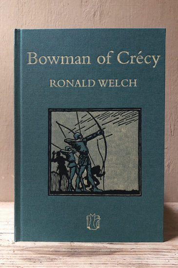 Ronald Welch Bowman of Crecy, Slightly Foxed Cubs