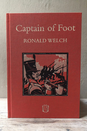 Ronald Welch, Captain of Foot