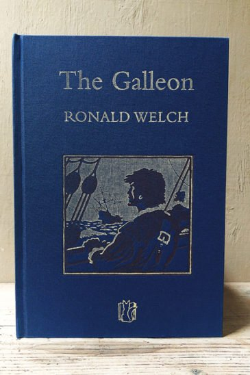 Ronald Welch The Galleon, Slightly Foxed Cubs