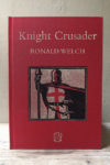Ronald Welch Knight Crusader Slightly Foxed Cubs