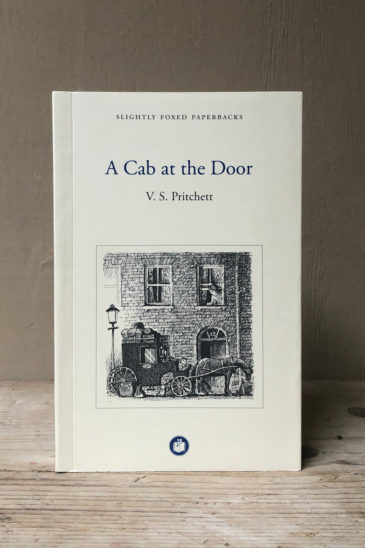 V. S. Pritchett-A-Cab-at-the-Door---Slightly-Foxed-Paperback
