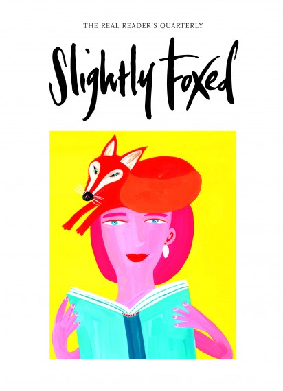 Cover Art: Slightly Foxed Issue 1, Christopher Corr, 'Slightly Foxed' Christopher Corr is a painter and illustrator based in London. He has a strong interest in architecture, and his work is often inspired by his extensive travels to other cities. Colour is very important in his paintings, which are done on hand-made Indian and Italian paper. www.christophercorr.com