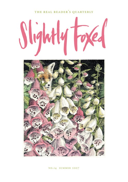 Slightly Foxed Issue 14