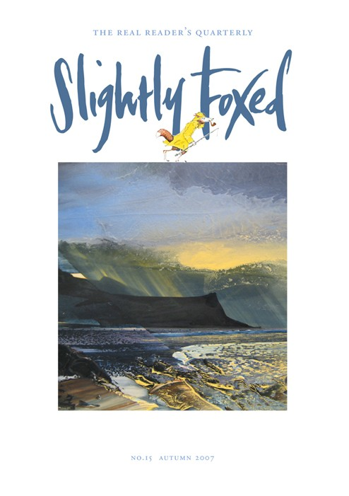 Slightly Foxed Issue 15