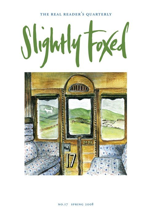 Slightly Foxed Issue 17