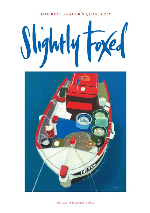 Slightly Foxed Issue 22