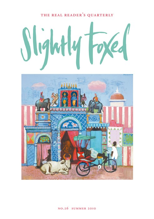 Slightly Foxed Issue 26