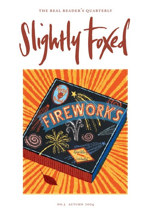 Slightly Foxed Issue 3