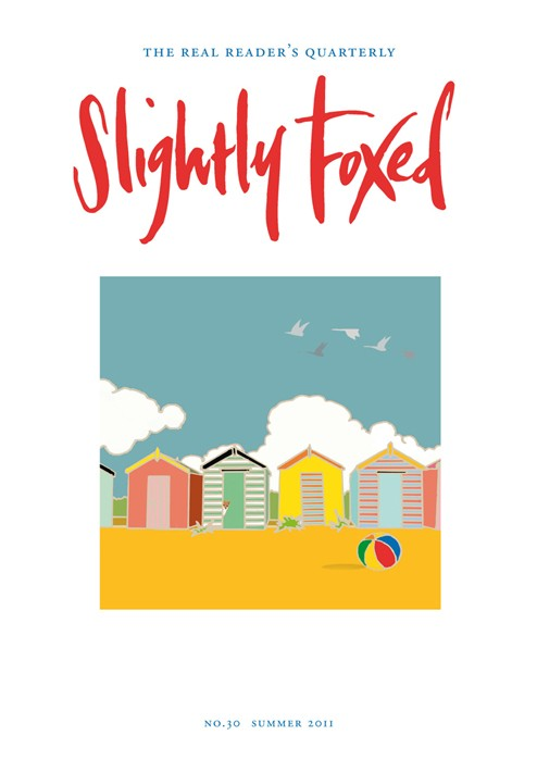 Slightly Foxed Issue 30