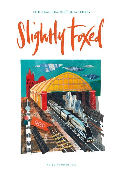 Slightly Foxed Issue 34