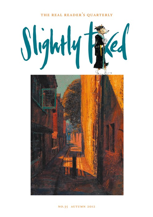 Slightly Foxed Issue 35