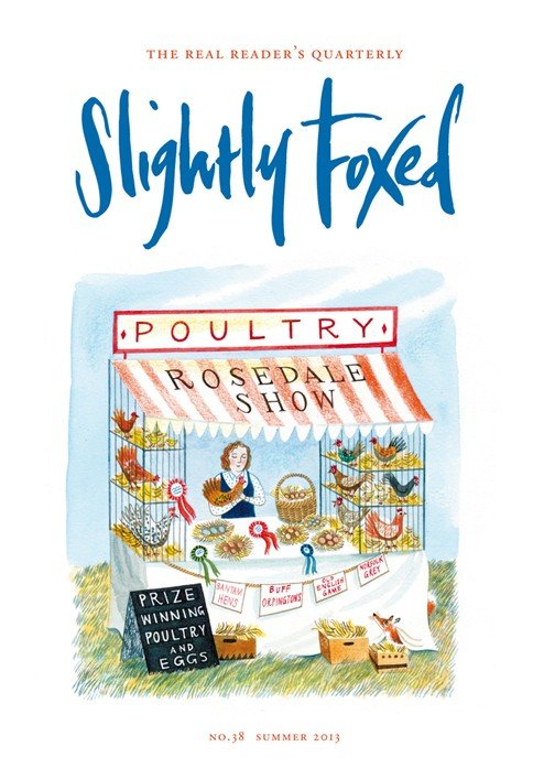Slightly Foxed Issue 38