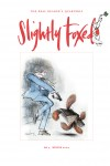 Cover Art: Slightly Foxed Issue 4, Ronald Searle, 'Foxed throughout' Reproduced by kind permission of the artist and The Sayle Literary Agency, and taken from the book Slightly Foxed – But Still Desirable: Ronald Searle's Wicked World of Book Collecting.