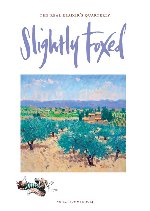 Slightly Foxed Issue 42