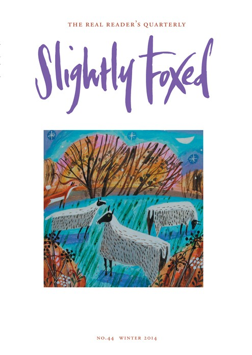 Slightly Foxed Issue 44