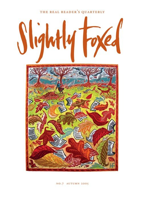 Slightly Foxed Issue 7