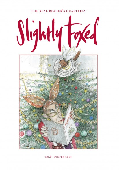 over Art: Slightly Foxed Issue 8, Sue Macartney-Snape, 'Slightly Foxed' Sue Macartney-Snape was born in Tanganyika, educated in Australia and now lives in London. She has had several sell-out exhibitions of her work and has been acclaimed as the Wodehouse of Art. Prints of her work are available from SMS Editions, tel: 01256 884043.