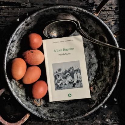 That unsettling misunderstanding over the eggs. A Late Beginner