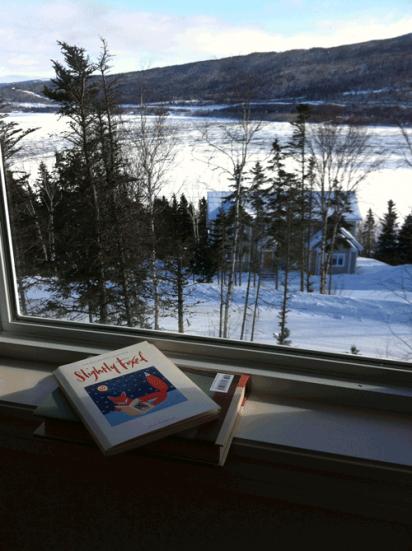 Slightly Foxed in Newfoundland
