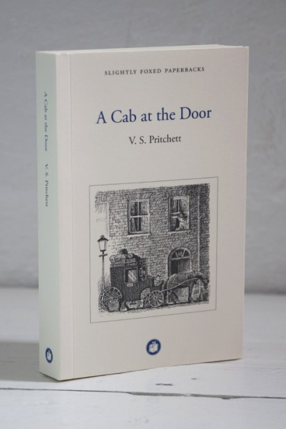 Slightly Foxed Paperback V. S. Pritchett, A Cab at the Door