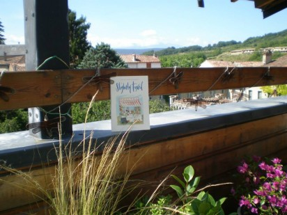 Slightly Foxed in Languedoc-Roussillon