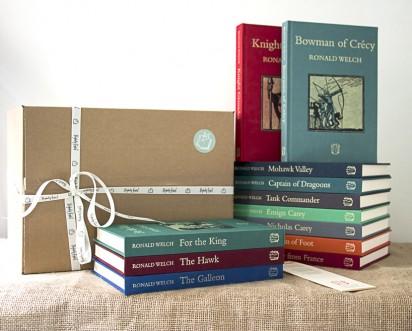 Ronald Welch books