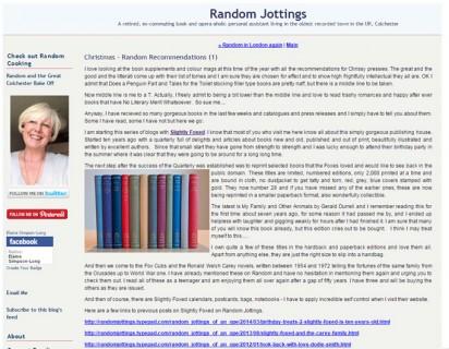 Random Jottings publishing house