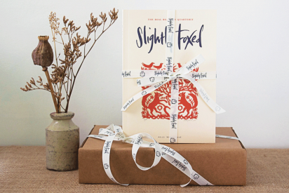 Slightly Foxed Issue 52, Winter 2017
